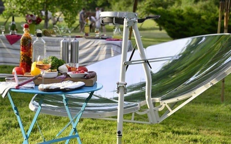 barbecue solaire Solario Cooker