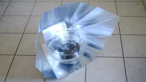 cuiseur solaire autoconstruction