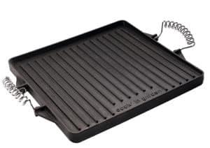 planche en fonte pour barbecue solaire