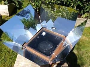Le four solaire américain Global Sun Oven