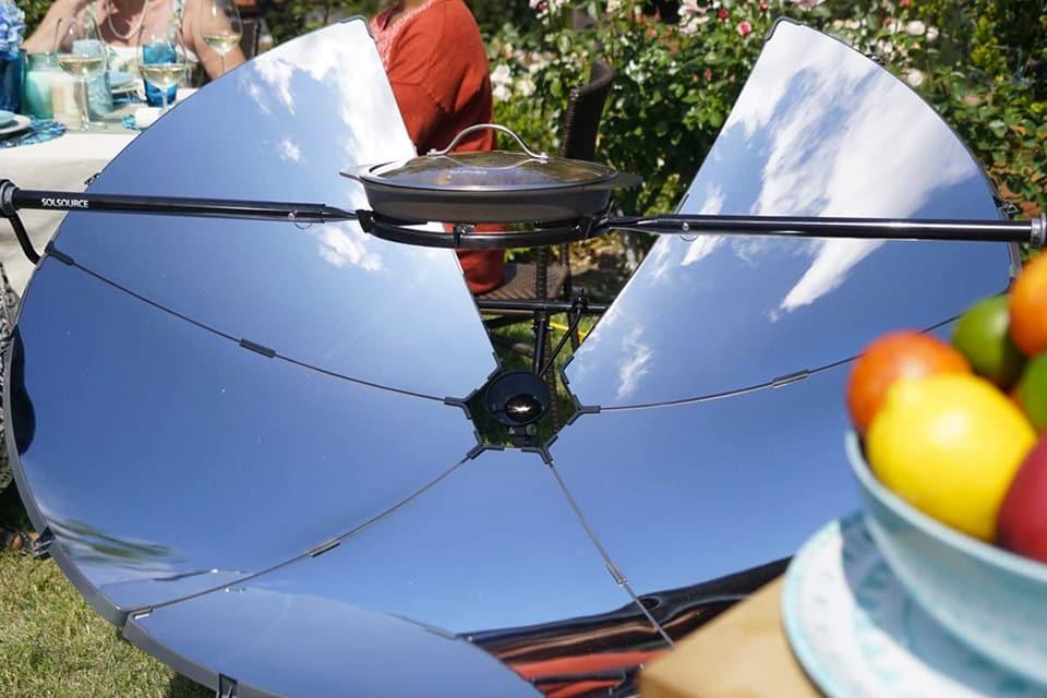Solsource Classic parabole solaire