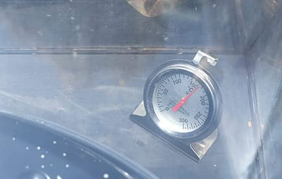 température four