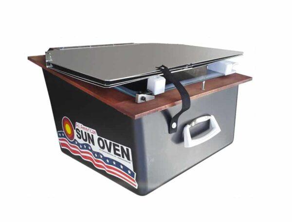 Un four solaire portable