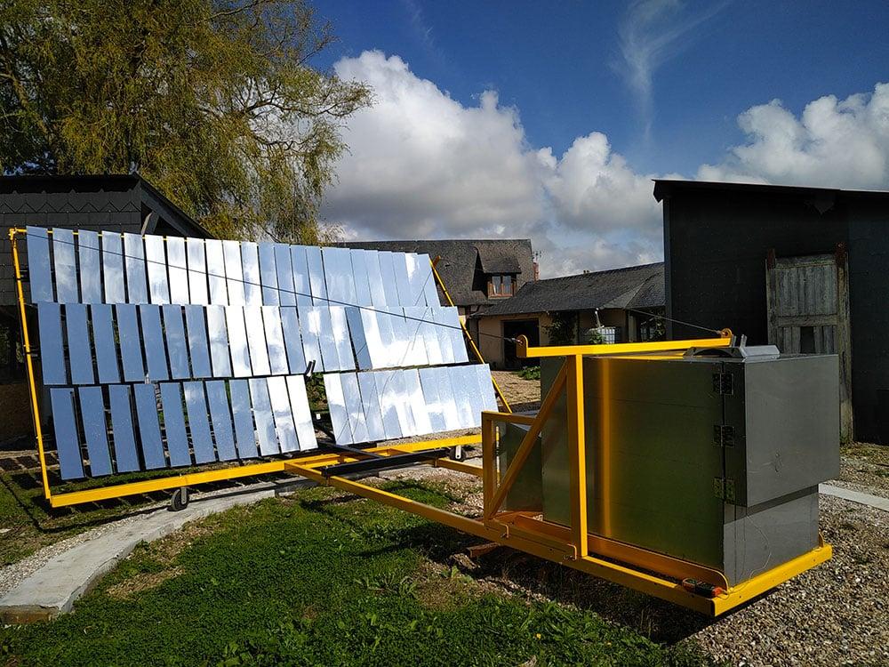Le four solaire Lytefire